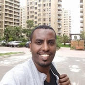 Private tour guide Tewodros