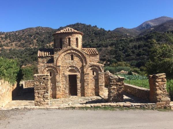 Arcadi Monastery , Patsos and St Antonios Gorge , Fodele village .