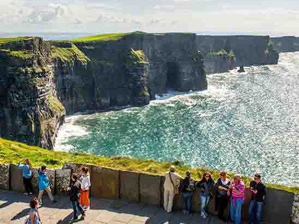 Cliffs of Moher plus Whiskey Distillery