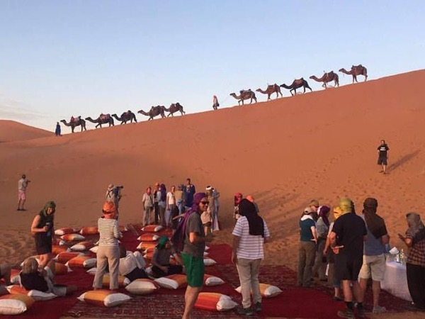 Sahara Desert from Fez to Fez 2days/1Nights - Private Tour