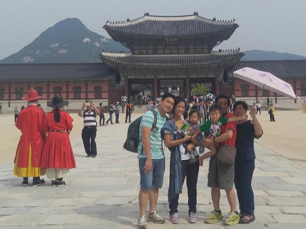 Seoul - the 600 years old city.