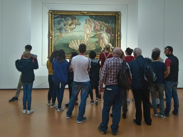 Uffizi Gallery Tour in Florence