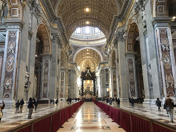 Sistine Chapel Express + St. Peter's Basilica (Your Rome's Private tour)