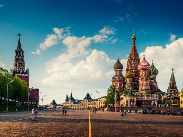 The Heart of Moscow - A Private Tour