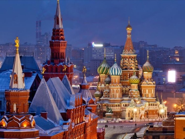 Moscow Night Private Tour