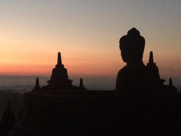 Beautiful Yogyakarta Temple Tour.