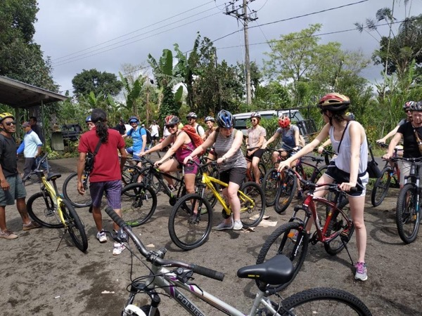Indonesia Healthy Cycling Tour.