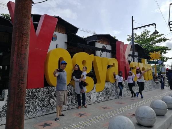 Yogyakarta Walking Tour.