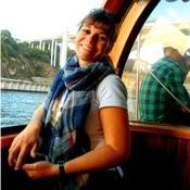 Private tour guide Andreia