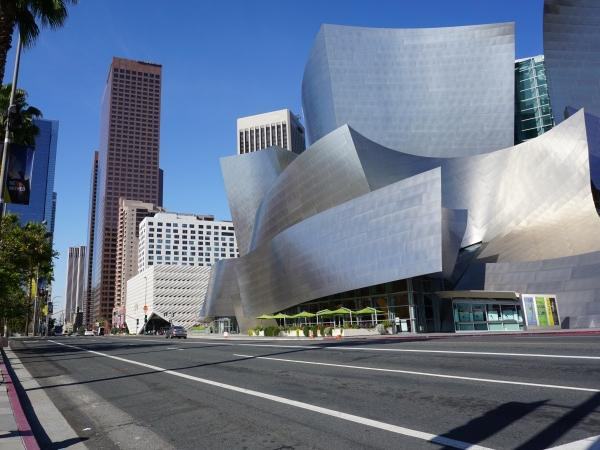 Downtown Los Angeles Food and Attractions Private Tour