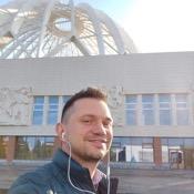 Private tour guide Evgeni