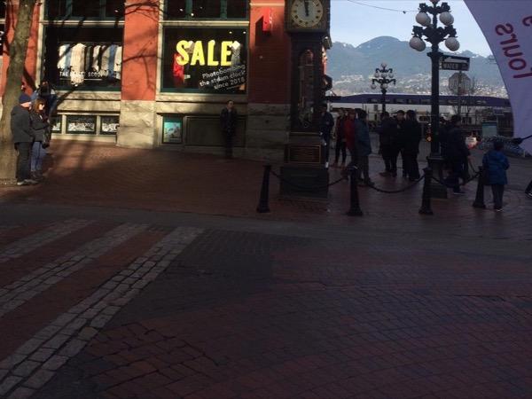 Downtown Vancouver Walking Tour