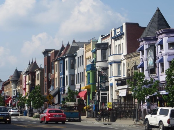 3-hour Quaint & Historic Walking Tour--Adams Morgan and U. Street