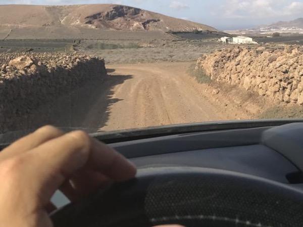 Wild JeeP 4x4 safari tour of Lanzarote