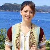 Private tour guide Sanja