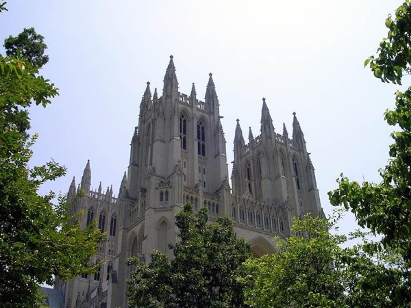 Washington National Cathedral Private Tour