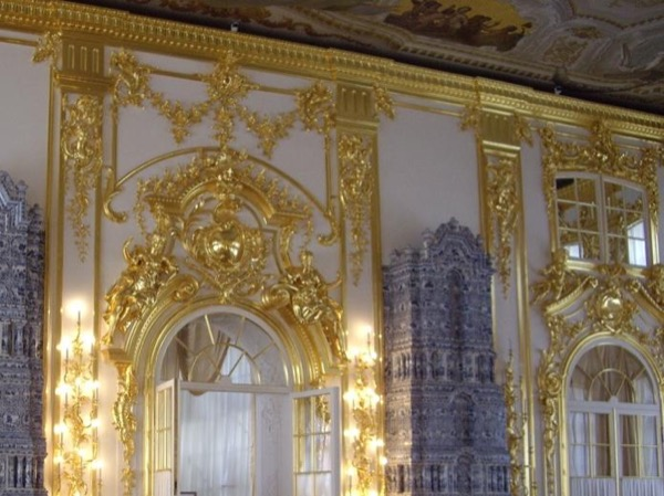 Private Tour to town Pushkin (the Catherine Palace)