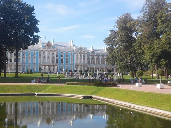 Private Tour to Pushkin and Pavlovsk