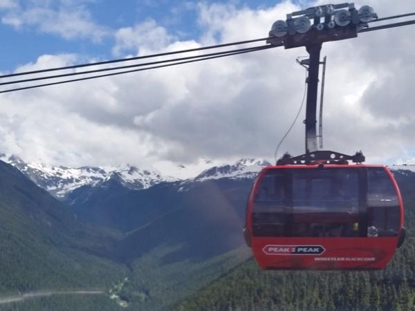 Spectacular Whistler Private Tour