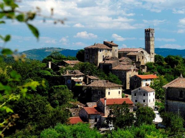 Hilltowns of Istria