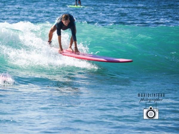 Surf lessons Los Cabos