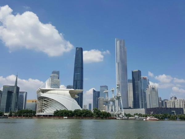 Guangzhou Day Tour- to explore the old and new guangzhou