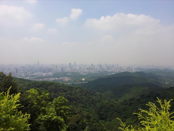 Full Day Guangzhou City and Baiyun Mountain Tour