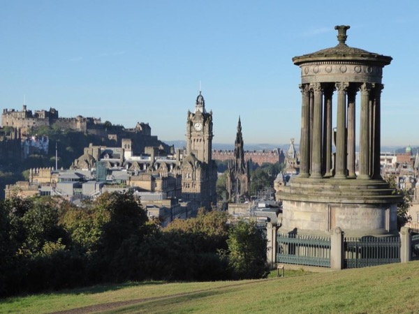 Highlights of World Heritage Edinburgh Private Tour
