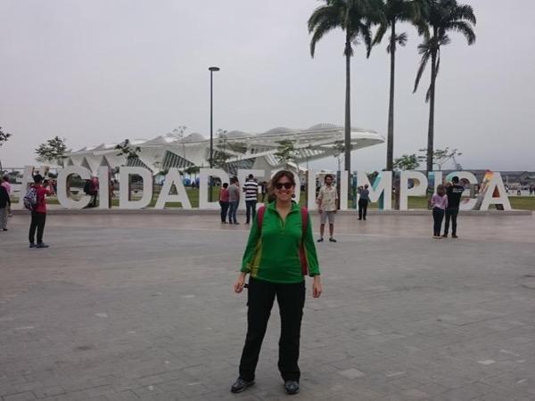Private tour guide Lais Tammela