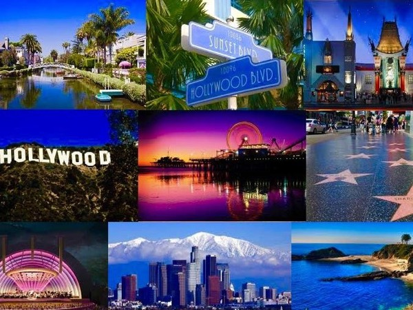 Best of Los Angeles Tour (4-6 persons)