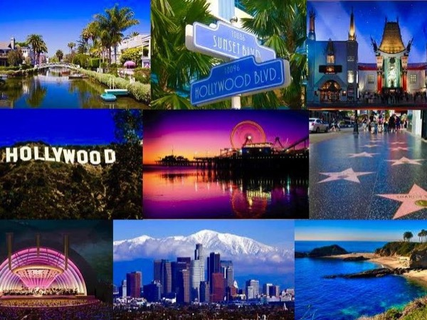 Best of Los Angeles Tour (1-3 persons)