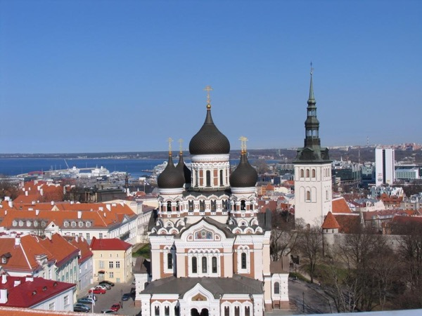 Private Walking tour in Tallinn, Estonia