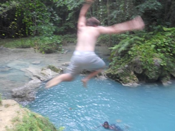 A Hidden Gem-The Blue Hole-A Private Tour in Ocho Rios