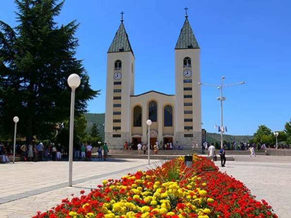 Medjugorje private day tour from Dubrovnik