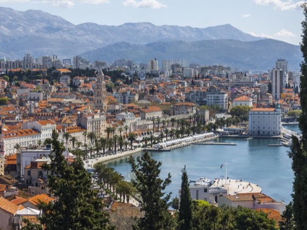 Split (Trogir, fort Klis) private tour