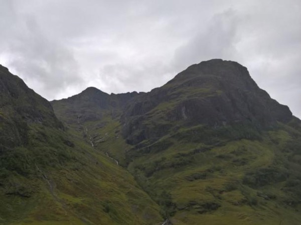 The Scottish Highlands from Glasgow - Glen Coe and Loch Lomond