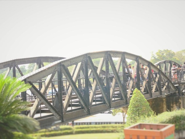Bridge on the River Kwai ✧ within the same provincial area in Kanchanaburi - not for Bangkok