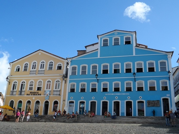 Upper City tour - historical Salvador
