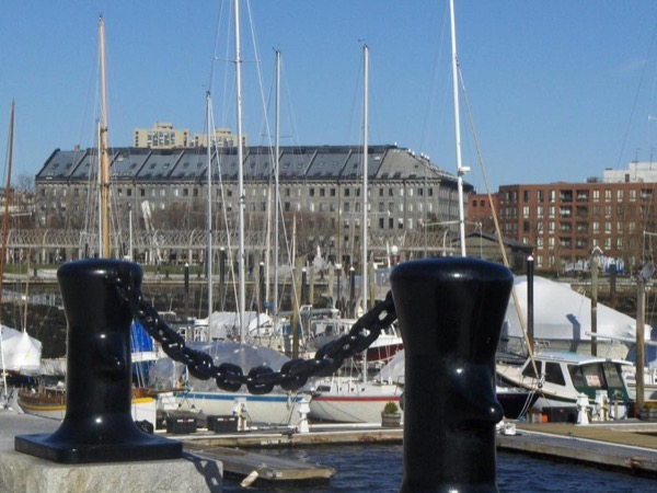 Walking Tour of Boston's North End, Old Downtown and the Waterfront