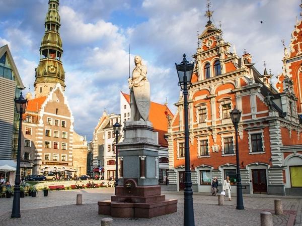 Riga Highlight Tour