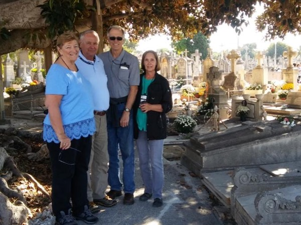 Signs, Symbols and Stories: Palma Cemetery Tour