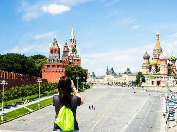 3 days in Moscow with a friendly guide