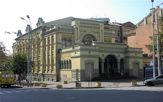 Kiev Jewish Heritage Private Tour