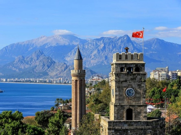 Antalya City Tour / full day tour
