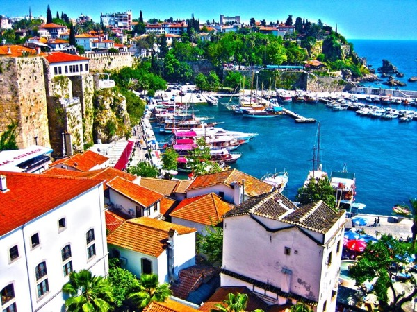 Antalya City Break / half day tour