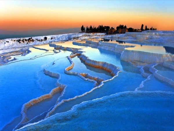 Pamukkale & Hierapolis / full day tour
