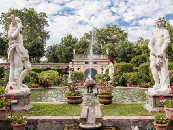 Lucca's gardens
