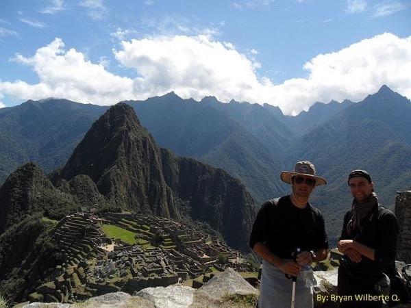Private tour guide Bryan Wilbert