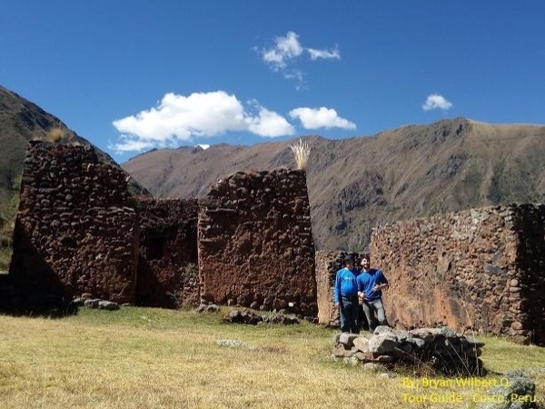 Pumamarka ravine, day hike in the sacred valley