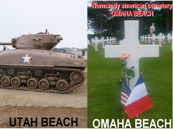 D-day beaches Private Tour from Bayeux/Caen